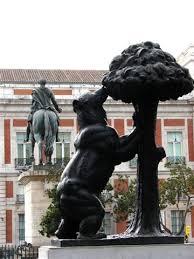 El Oso y el Madroño en la Puerta del Sol de Madrid
