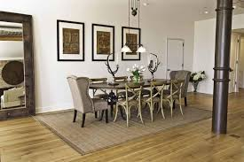 Rustic Modern Dining Room Tables by 24 Totally Inviting Rustic Dining Room Designs Page 2 Of 5