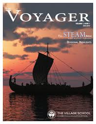 the village voyager newsletter by the village issuu