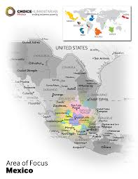 San Luis Potosi Mexico Map by Poverty Solutions In Mexico Choice Humanitarian