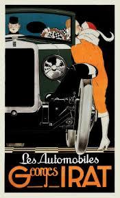 Automobiles Georges Irat Prints by René Vincent ... - vincent-rene-automobiles-georges-irat