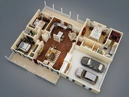 Split Level Ranch Floor Plans by What Makes A Split Bedroom Floor Plan Ideal The House Designers