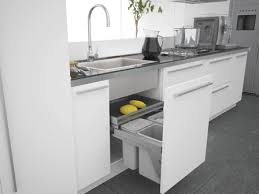 Under Sink Drawers With Bin Home Ideas Pinterest Sinks - Kitchen sink cupboards