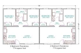 Small 3 Bedroom House Floor Plans by 2 Bedroom House Floor Plans Marvelous 8 Get Small House Get Small