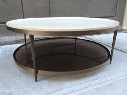brass coffee table by barbara barry for baker for sale at 1stdibs