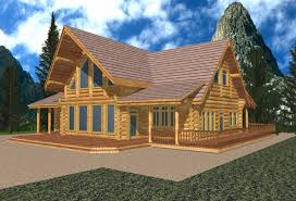 log house plan 87047 house plans log houses and logs