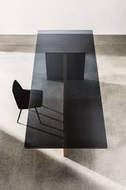 Glass Rectangle Dining Table Best 25 Black Glass Dining Table Ideas On Pinterest Glass Top