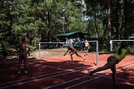 teen nudist sport|Naturist campsite Corsica with sports activities for adults ...