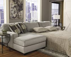 Sleeper Sofa Chaise Lounge by Gold Brown Velvet And Dark Brown Leather Sectional Sleeper Sofa