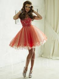 online get cheap cheap short puffy prom dresses for plus size