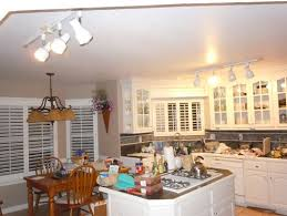 Track Lighting For Kitchens by Help With Track Lighting In Kitchen