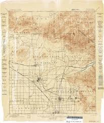 California Maps California Topographic Maps Perry Castañeda Map Collection Ut