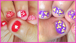 nail art for short nails chippernails giveaway closed youtube