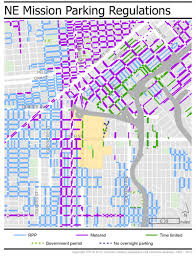 Street Map San Francisco by San Francisco Parking Permit Map Michigan Map