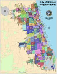 Map Of Boston Neighborhoods by How Are Chicago Neighborhoods Formed Wbez