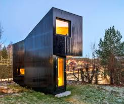 Tiny Cabin Cabin Inhabitat Green Design Innovation Architecture Green