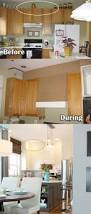 20 stylish and budget friendly ways to decorate above kitchen