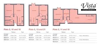 floor plans of apartments to rent in luton city centre