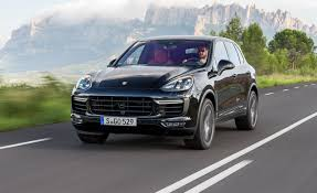 Porsche Cayenne Black - 2015 porsche cayenne turbo first drive u2013 review u2013 car and driver