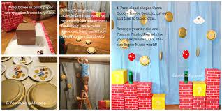 Super Mario Home Decor by Brick Gift Wrapping Paper Home Decorating Interior Design Bath