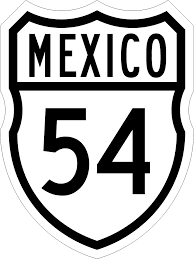 Mexican Federal Highway 54