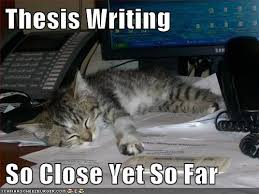 Thesis Writing Pinterest