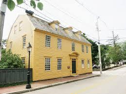 Saltbox Style House Plans New England Saltbox Style House U2013 House Design Ideas