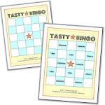 Fun Games: Tasty Bingo w/ Free Printable - Tip Junkie tipjunkie.com