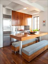 Wooden Kitchen Island Table Large Kitchen Island With Seating Our Favorite Small Kitchens