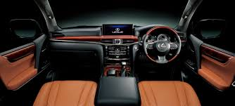 lexus uae images japan gets a facelifted lexus lx 570 as well 34 photos and videos