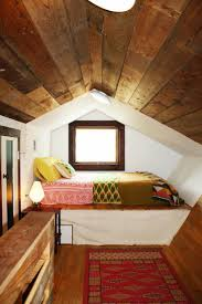 48 best attic loft images on pinterest stairs architecture and cozy attic bedroom nook the dark wood is pretty on the ceiling
