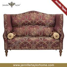 Floral Couches High Back Sofa Bench Tehranmix Decoration