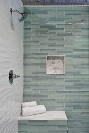 bathroom shower wall tile new haven glass subway tile https