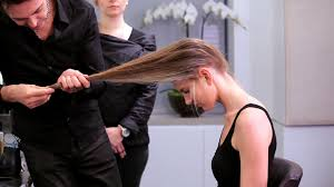 how to cut long hair yourself long hairstyles youtube