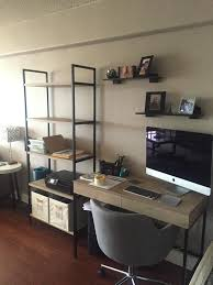 Loring Writing Desk Project  Office Furniture Industrial - Family room office