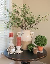 BreathtakingOldTimePotteryWilmingtonNcDecoratingIdeas - Living room side table decorations