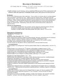 Resume Template  Objectives For Sales Resume  objectives for sales