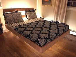 Diy Platform Bed Frame Designs by Bed Frames Floating Beds For Sale Diy Platform King Bed Plans