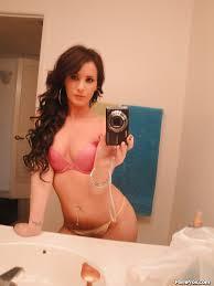 nude selfie skinni teen 