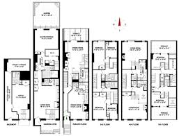 100 floor plans for multi family homes facing duplex house