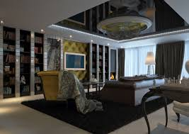 Classic Modern Living Room Interior Of Living Room In Modern Classic Style By Dimitar