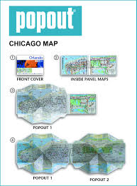 Map Of Downtown Disney Orlando by Orlando Popout Map Handy Pocket Size Pop Up Map Of Orlando And