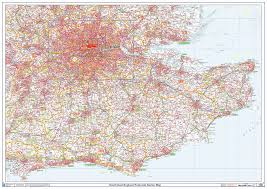 Southeast Map South East England Map Image Gallery Hcpr