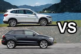 lexus vs audi q3 benim otomobilim 2016 bmw x1 vs 2015 audi q3