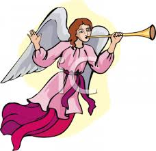 "This ""herald angel"" clipart"