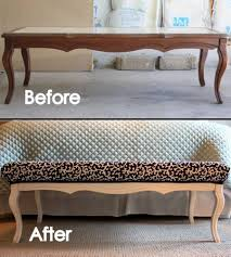 Repurposed Coffee Table by 35 Dazzling Furniture Makeover Ideas To Upgrade Your Old Furniture