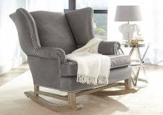 rocking chair slipcovers for nursery home design photo gallery