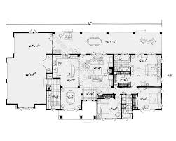 House Plans Open Floor Plans One Story House Plans With Open Floor Plans Design Basics Elegant