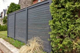 fresh modern front yard privacy fence ideas 22569