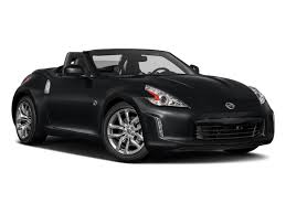 nissan 370z all black 2018 nissan 370z roadster price trims options specs photos